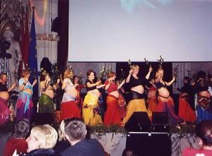 Belly Dancers