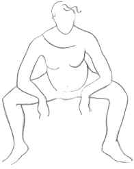 standing squat