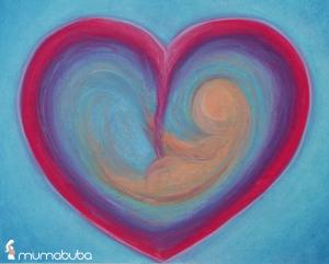 Heart-Uterus: by Joanna Lloyd,