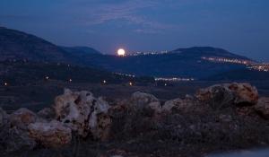 Moonrise by my son Bram Delaney