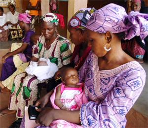 mali women pregnant