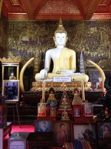 Teak Buddha, Chiang Mai